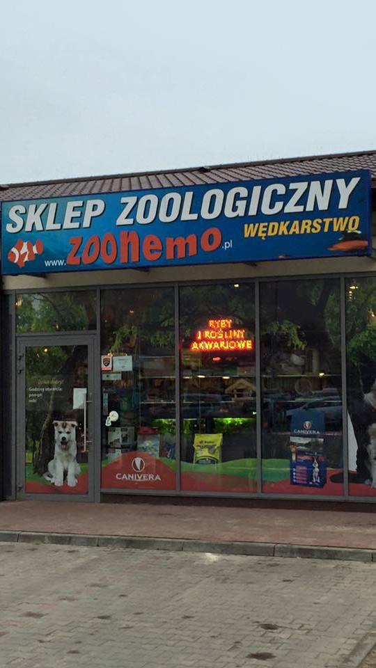 sklep zoologiczny ZooNemo Legionowo Nowy Dwór Mazoiwecki terrarystyka, akwarystyka, psy, koty, wyposażenie , pokarm (28)