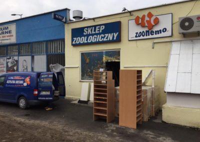 Sieć sklepów ZooLogicznych ZooNemo Legionowo Nowy Dwór Mazowiecki ryby, rośliny, psy, koty (20)