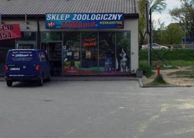 sklep zoologiczny ZooNemo Legionowo Nowy Dwór Mazoiwecki terrarystyka, akwarystyka, psy, koty, wyposażenie , pokarm (1)