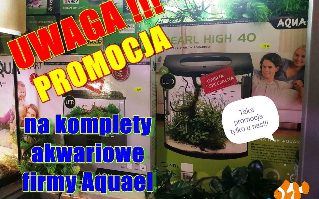 Promocja na zestawy akwariowe firmyAquael! Zapraszamy :)