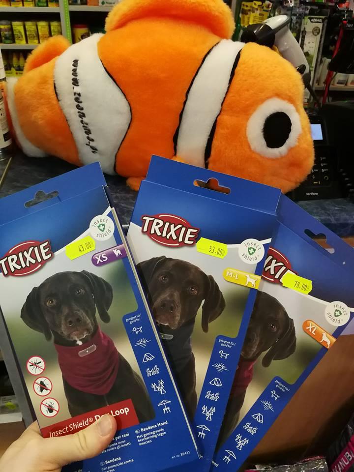 Bamdamki dla psów odstraszające owady sklepy ZooNemo