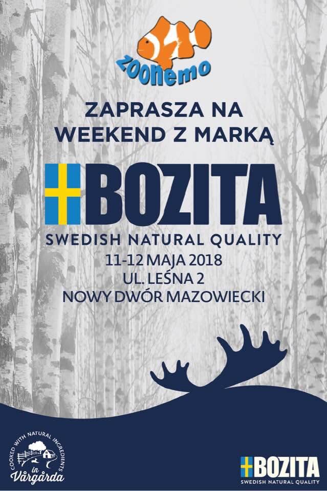 VENT z firmą Bozita w Nowym Dworze Mazowieckim.
