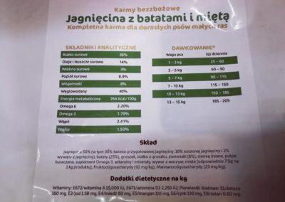 karma dla psa i kota Country Taste sklepy ZooNemo Legionowo Nowy Dwór Mazowiecki