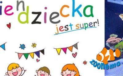 Foto relacja z Międzynarodowe Dni Akwarystyki, Dzień Dziecka w ZooNemo
