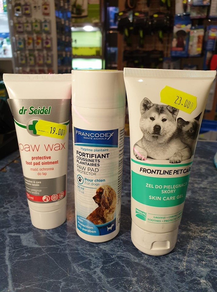 Środek zabezpieczający poduszki psa Legionowo Nowy Dwór Mazowiecki ZooNemo