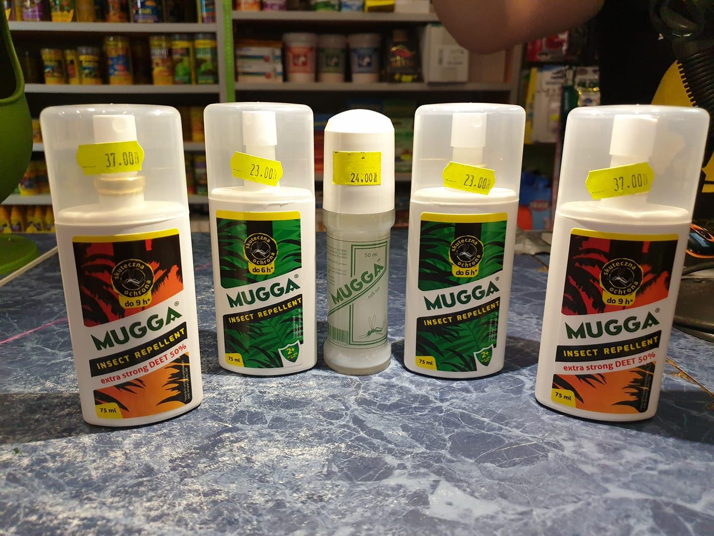 Preparaty przeciw komarom Legionowo Nowy Dwór Mazowiecki ZooNemo