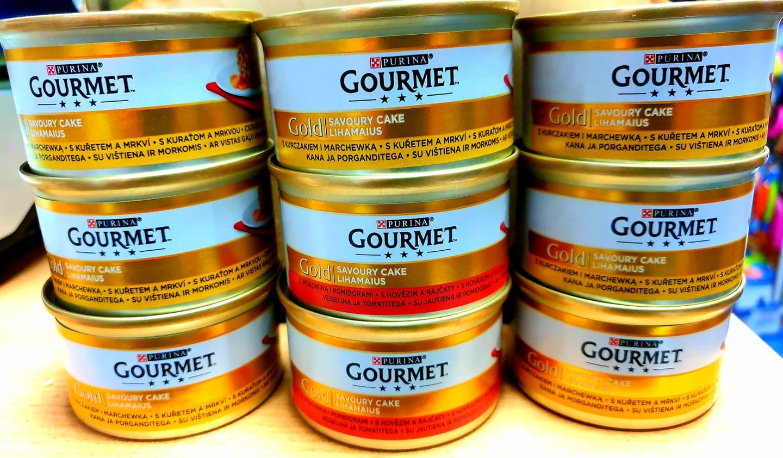 karma Gourmet Gold sklepy ZooNemo Legionowo Nowy Dwór Mazowiecki