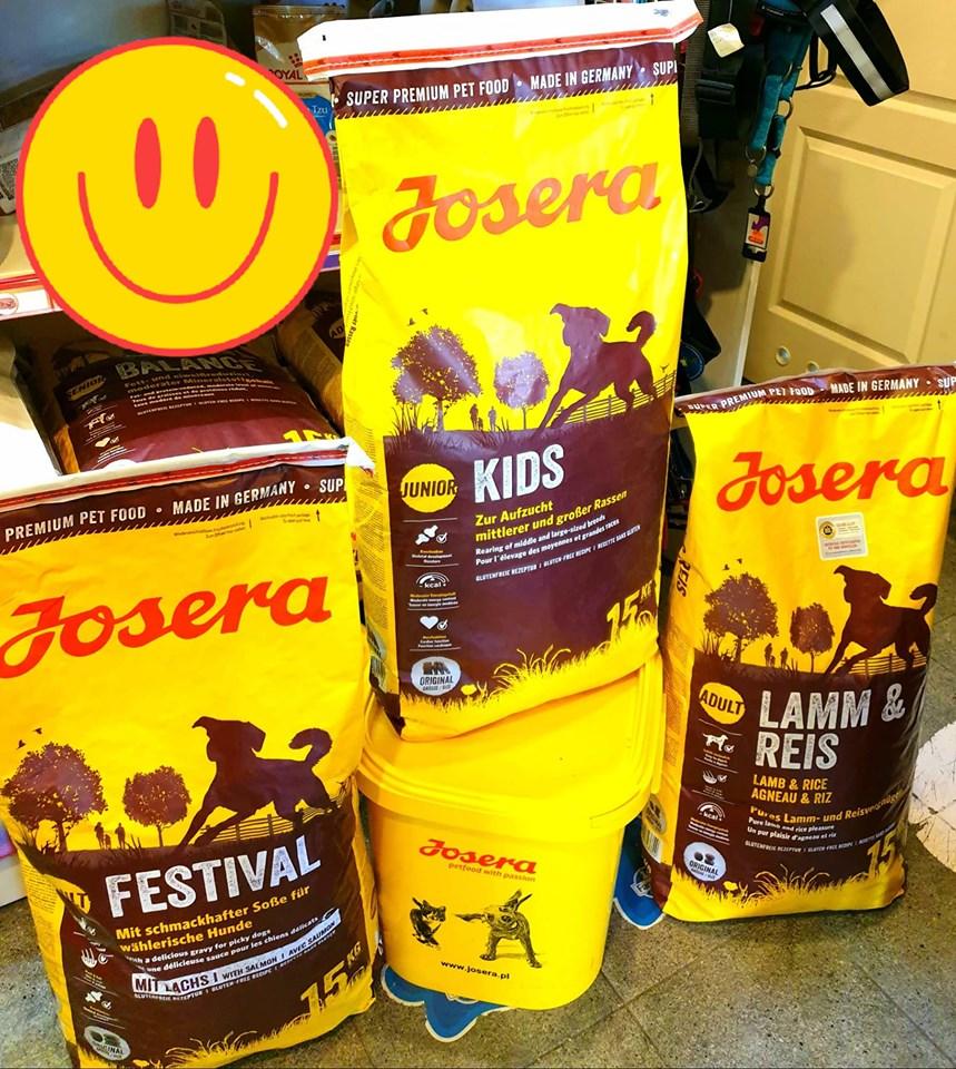 karma dla psa firmy Josera Zoonemo