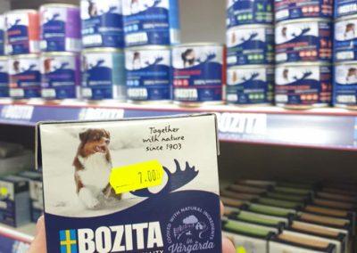 produkty firmy Bozita sklepy ZooNemo Legionowo Nowy Dwór Mazowiecki