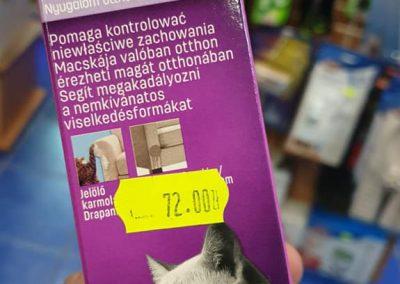Zoonemo preparaty na uspokojenie dla psa i kota Legionowo Nowy Dwór Mazowiecki 4