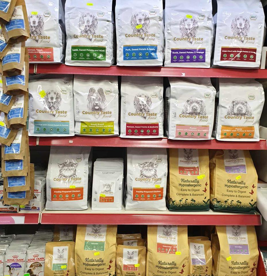 Country Taste bezzbożowa karma dla psów i kotów Legionowo Nowy Dwór Mazowiecki ZooNemo