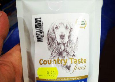 Country Taste przysmaki dla psów Legionowo Nowy Dwór Mazowiecki ZooNemo 3