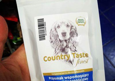 Country Taste przysmaki dla psów Legionowo Nowy Dwór Mazowiecki ZooNemo 4