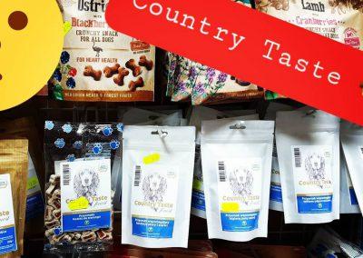 Country Taste przysmaki dla psów Legionowo Nowy Dwór Mazowiecki ZooNemo