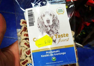 Country Taste przysmaki dla psów Legionowo Nowy Dwór Mazowiecki ZooNemo 7