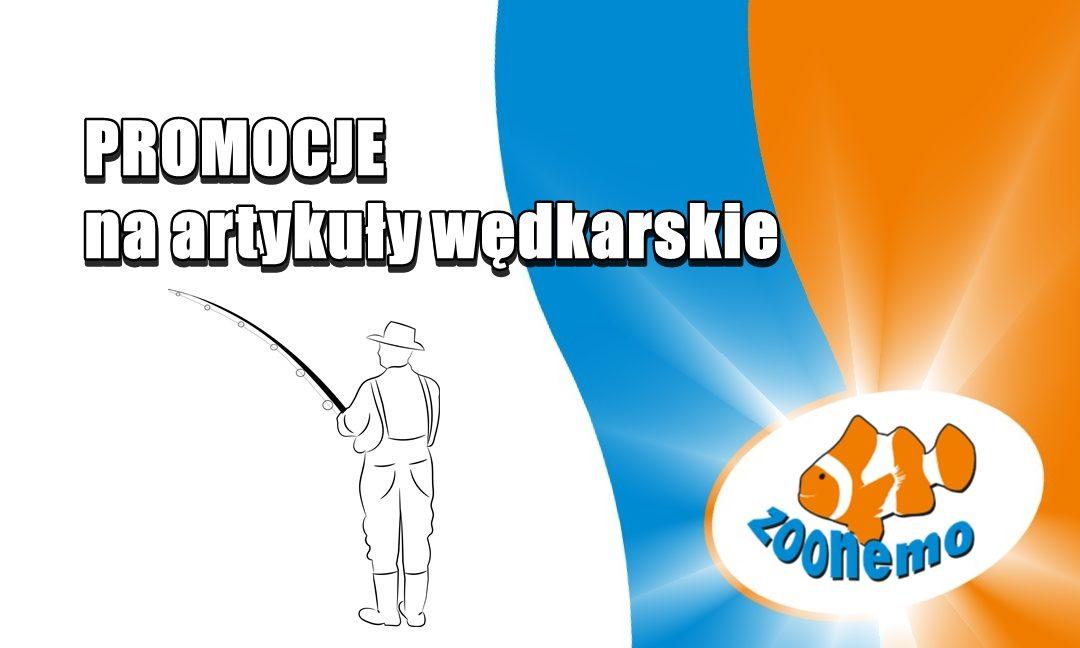 Promocje na artykuły wędkarskie ZooNemo